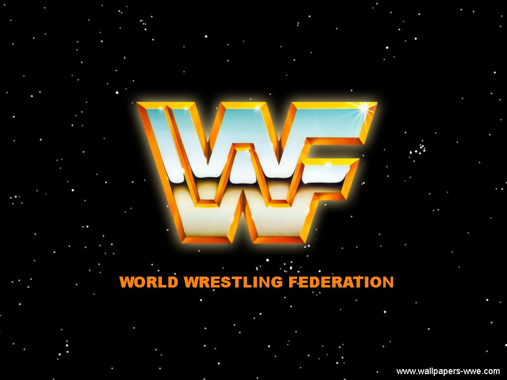 wwf WWE Wallpapers   WWF Logo wallpaper Pro Wrestling Wwe 1024x768