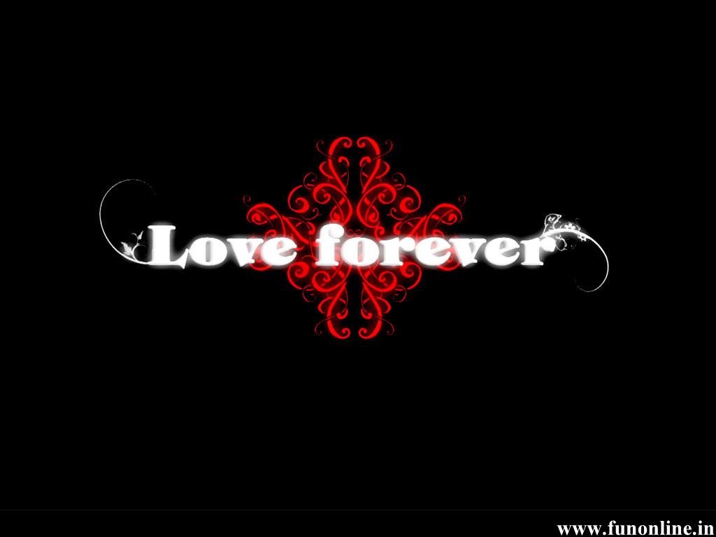 Forever Love Wallpaper 1024x768