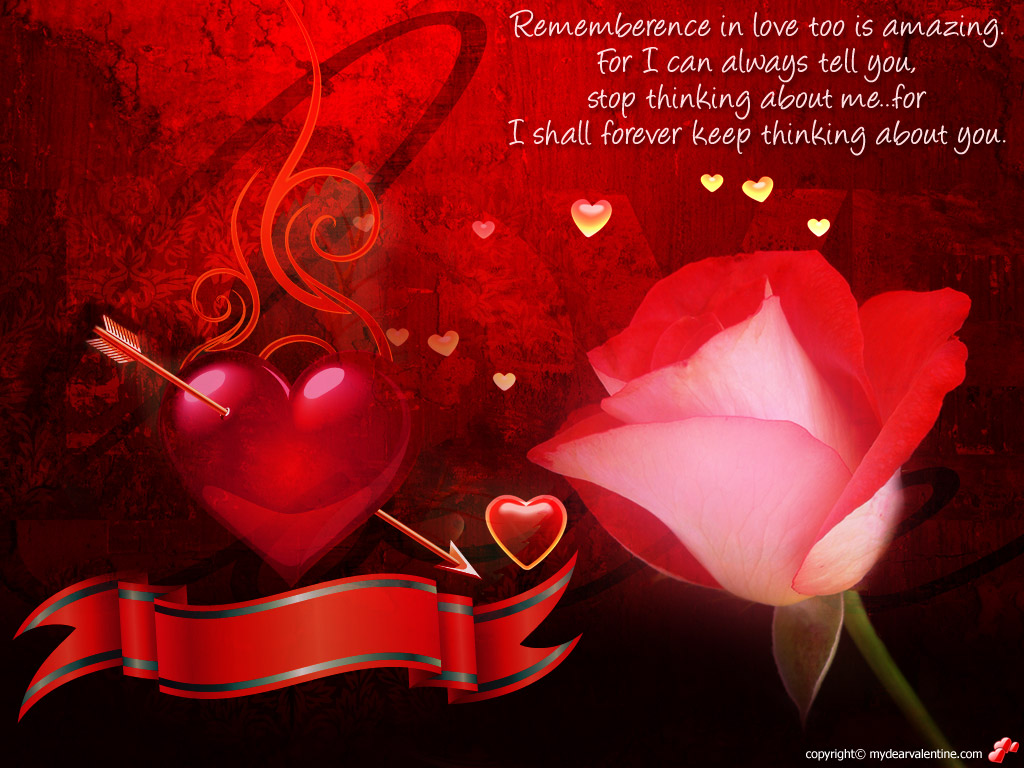 Love Quotes Wallpapers 1024x768