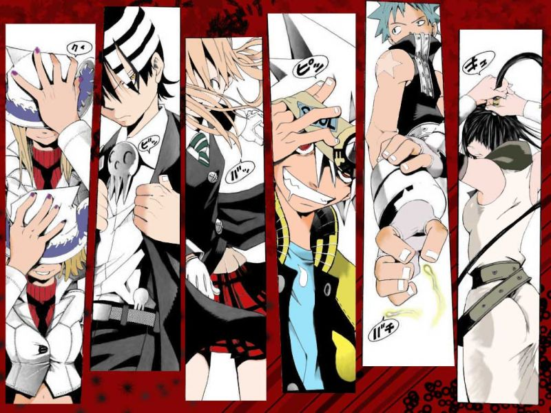 get ready Soul Eater wallpaper Anime Forums Anime News More