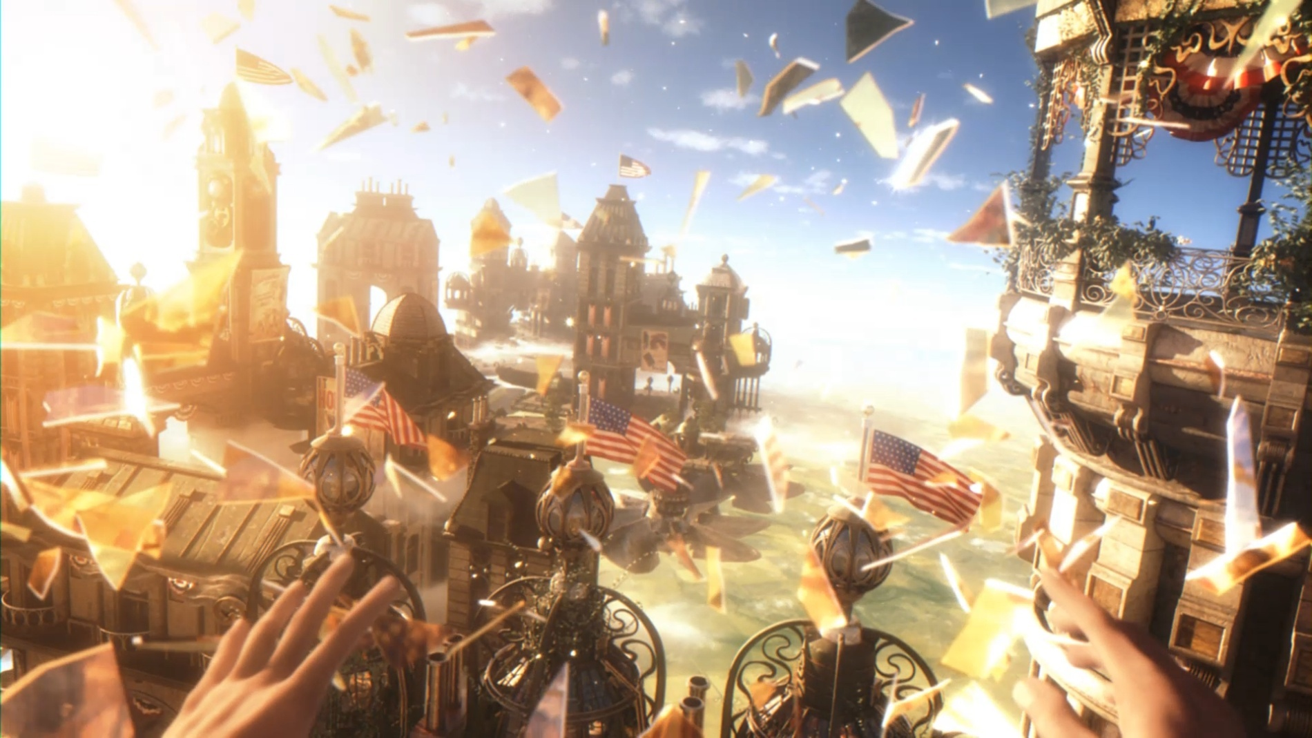 Bioshock Infinite   Bioshock Infinate Photo 35823456 1900x1069