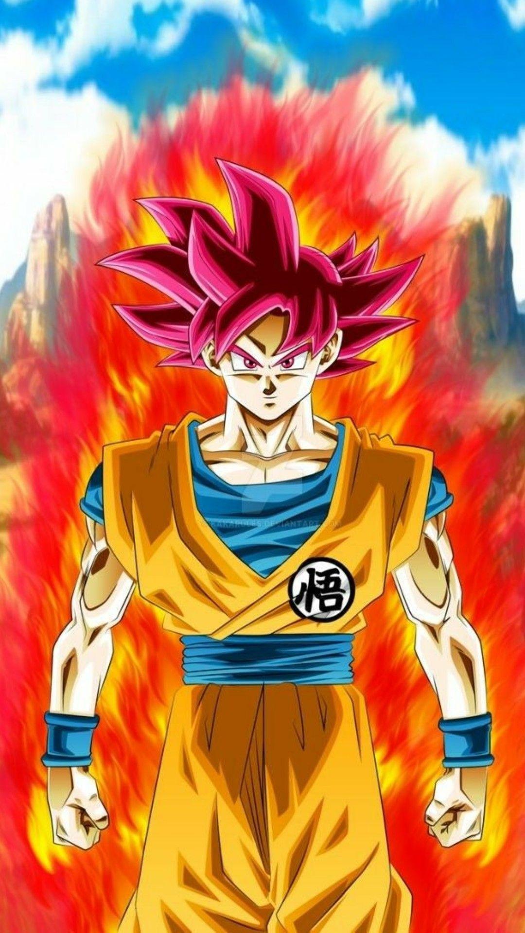 Dragon Ball Z Wallpapers Goku Super Saiyan 12 76 images in 1080x1920