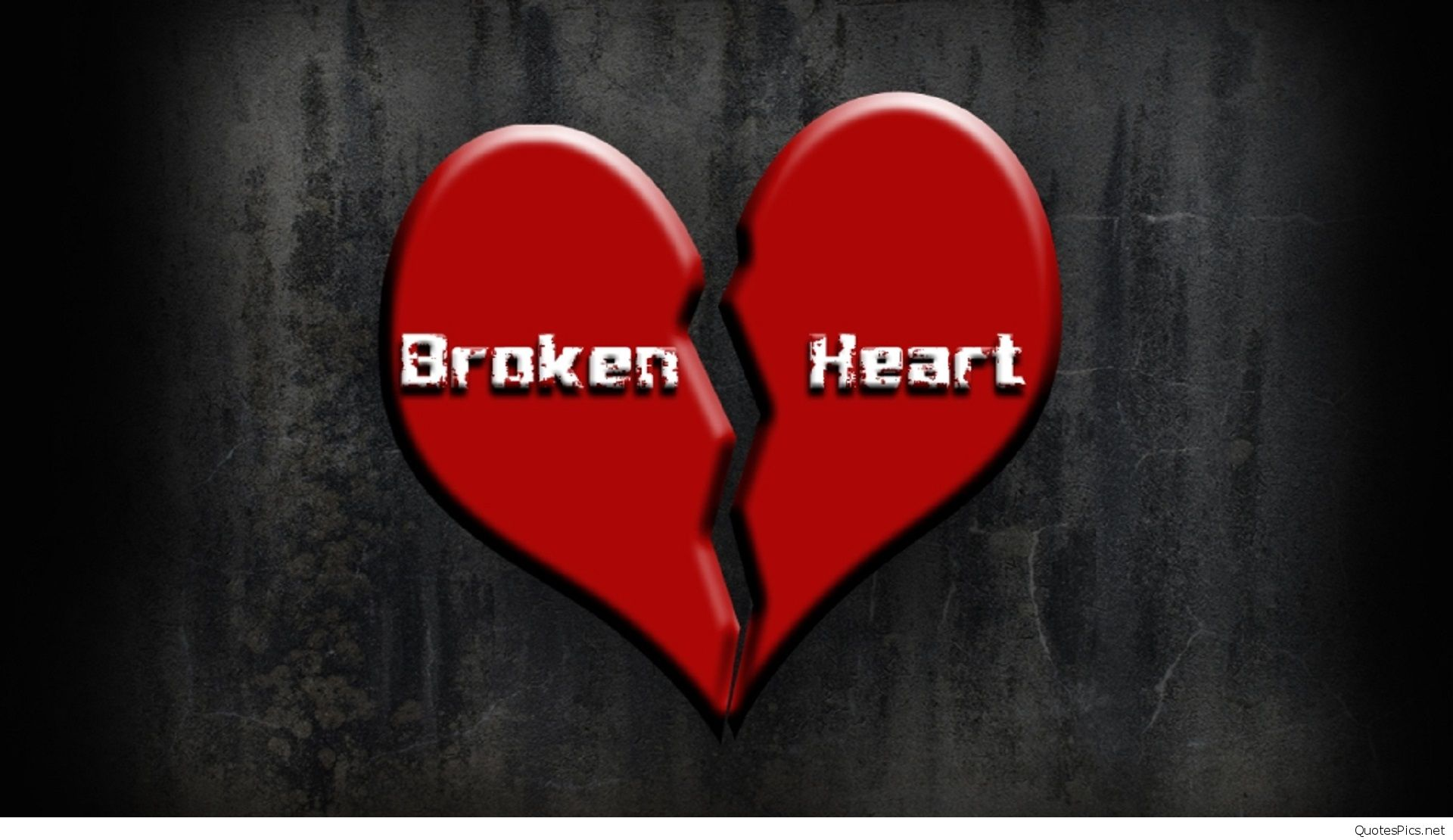 Awesome broken heart wallpapers and pics 1920x1110