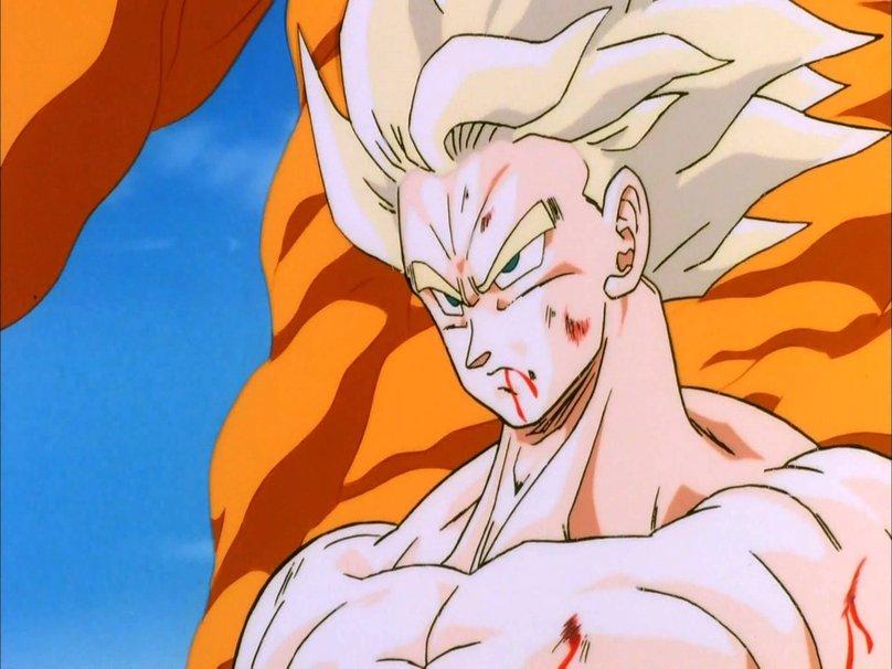 Super Saiyan Goku wallpaper   ForWallpapercom 808x606