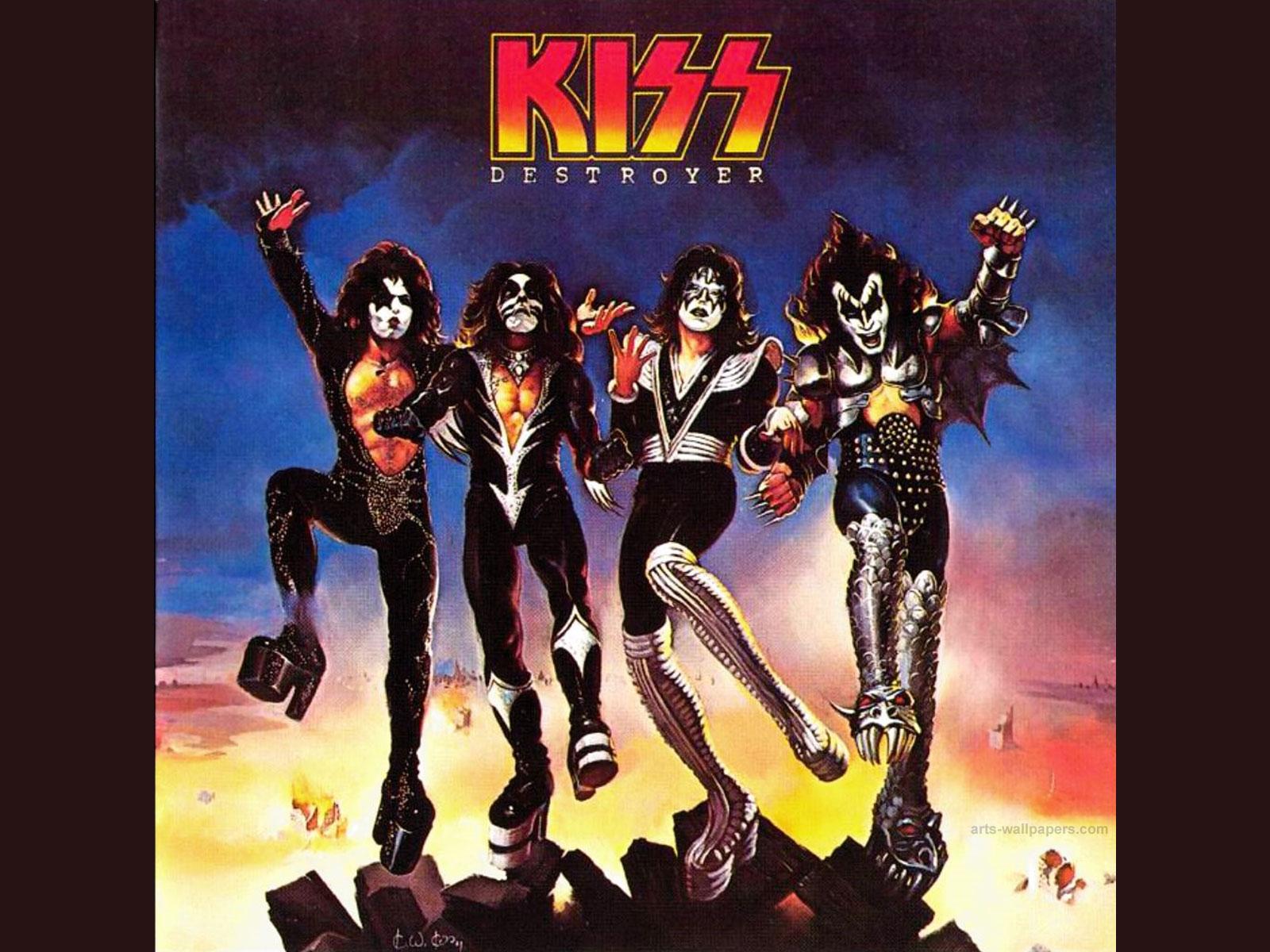 Kiss Band 1600x1200
