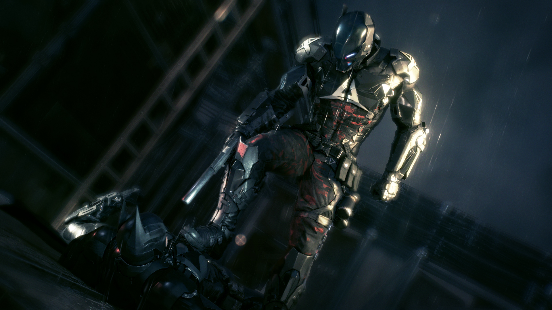 Download Batman Arkham Knight 2014 HD Wallpaper 6547 Full Size 1920x1080