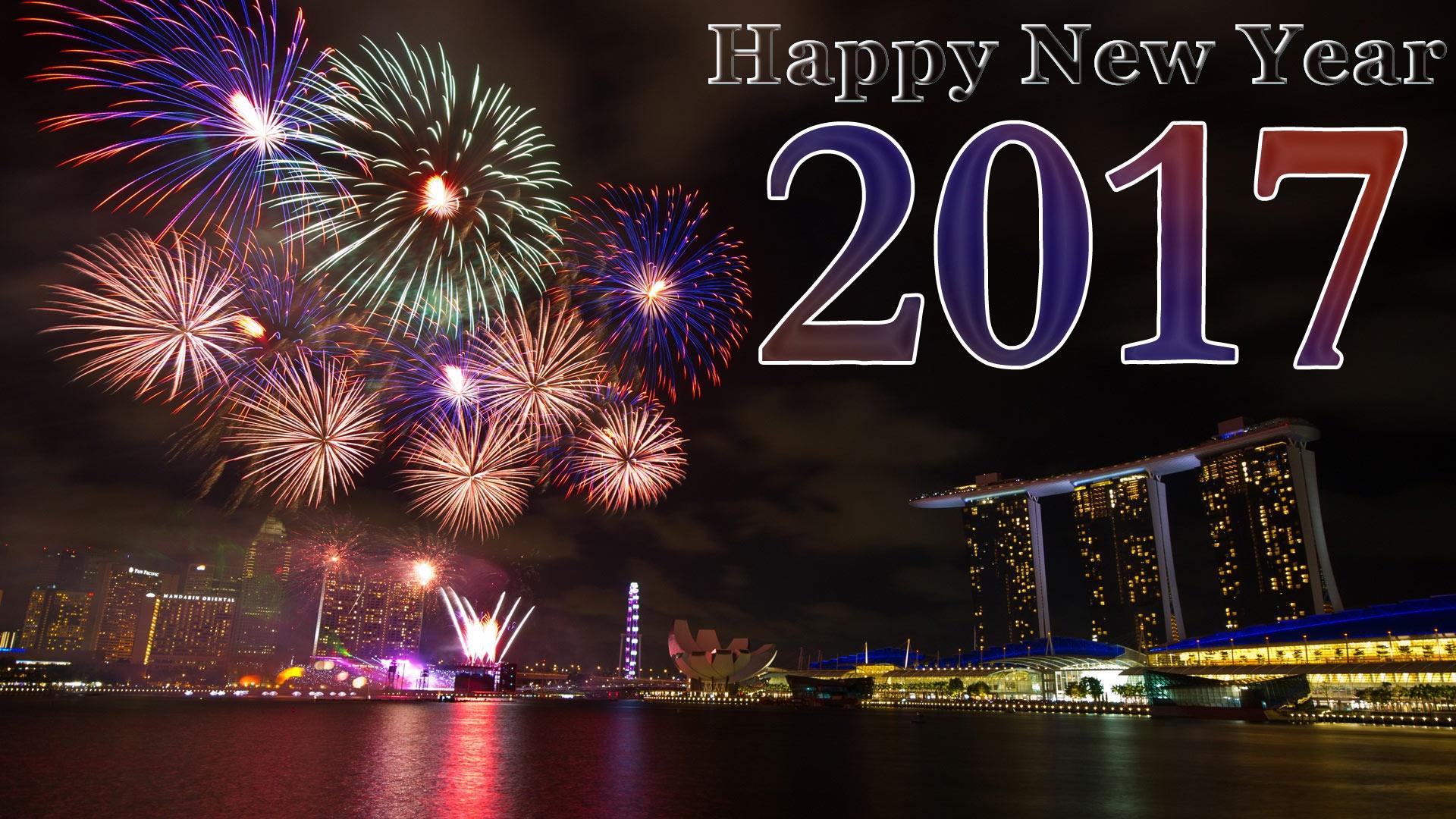 Free download Happy New Year 2017 wallpaper shinetalkscom