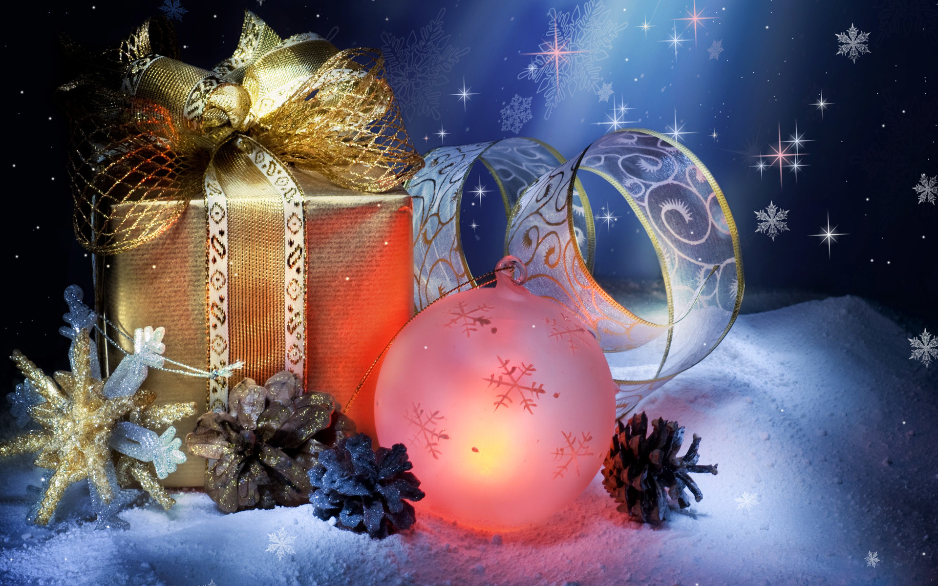 Christmas Wallpaper and Screensavers 60 images 1920x1200