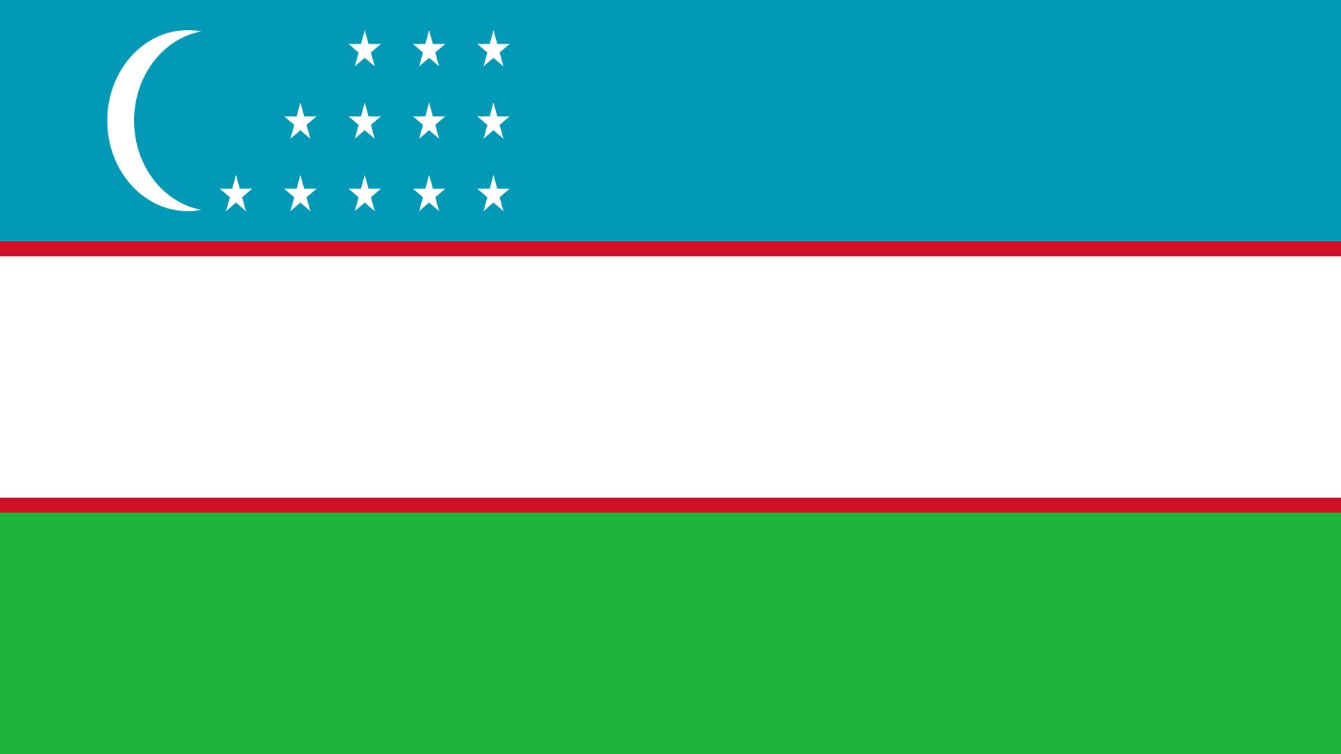 Uzbekistan Flag   Wallpaper High Definition High Quality Widescreen 1920x1080
