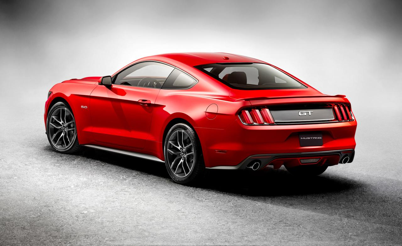 2015 Ford Mustang GT 1280x782