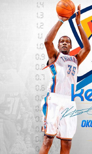 Kd Wallpaper For Iphone Kevin Durant Live Wallpapers 307x512