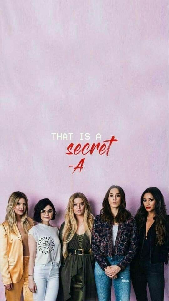 Pin by Alison on Pretty little liars in 2019 Pretty litle liars 540x960