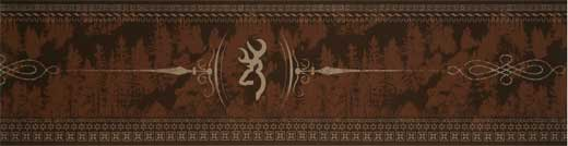 John Marshall Design Browning Scrolls Wall Border at MacksPWcom 520x134