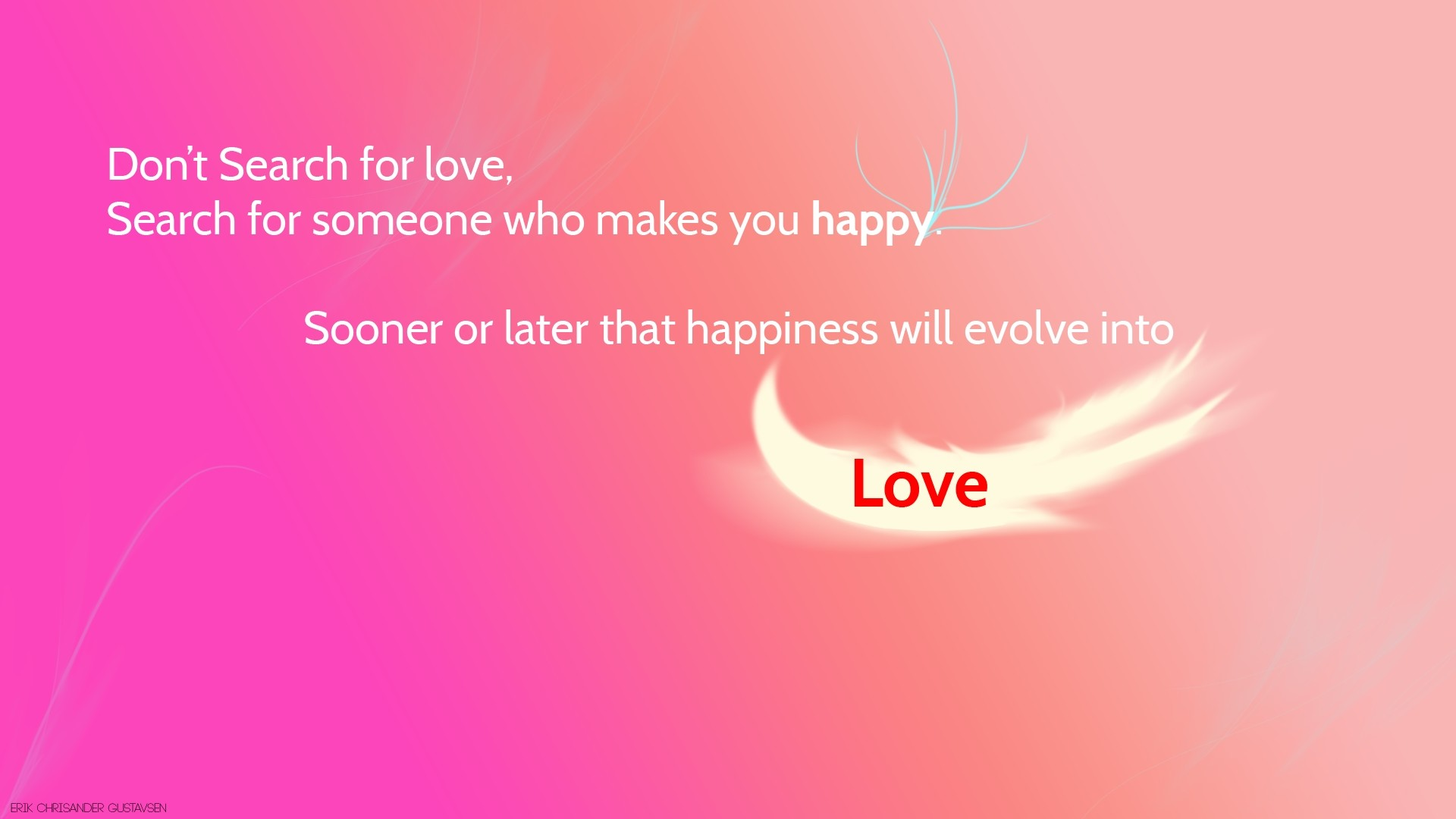 Love Quotes with Background 58 images 1920x1080