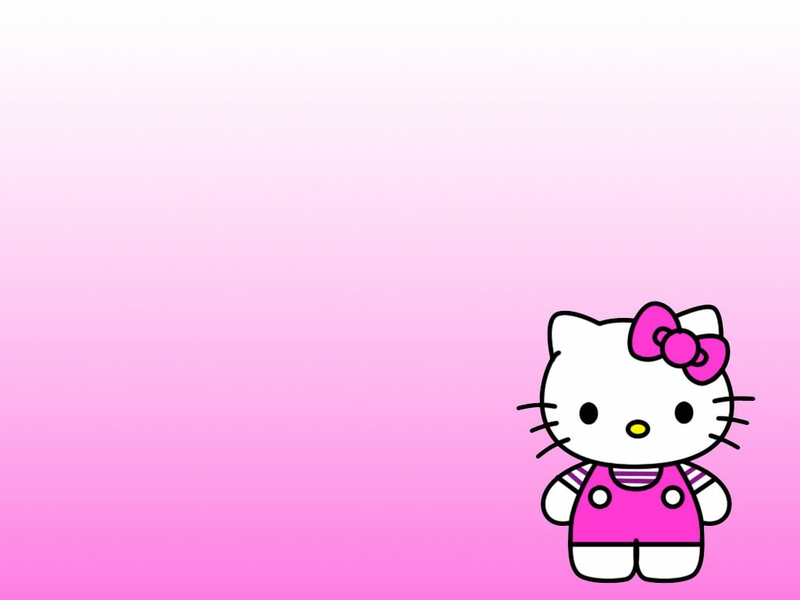 pinkHello Kitty pink hello kitty 1024x768 wallpaper Hello Kitty 800x600