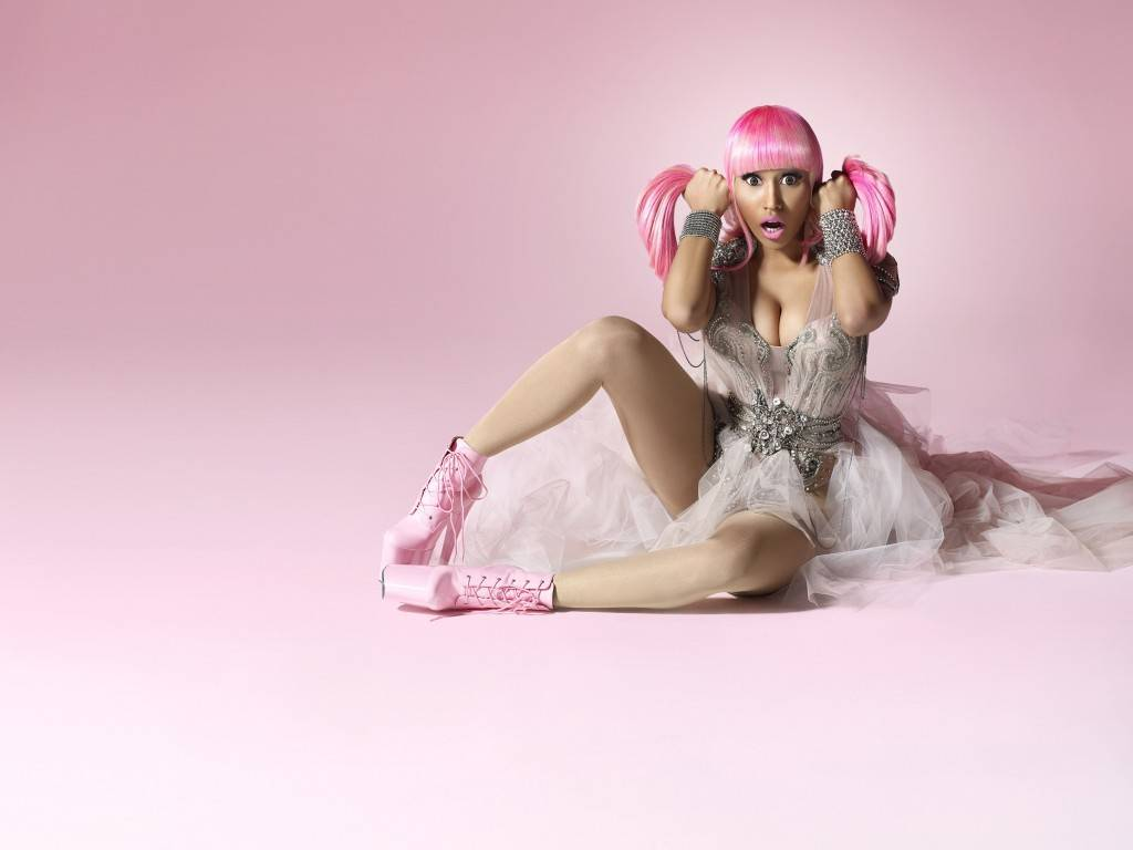 Nicki Pink Friday Photo Shoot   Nicki Minaj Picture 1024x768