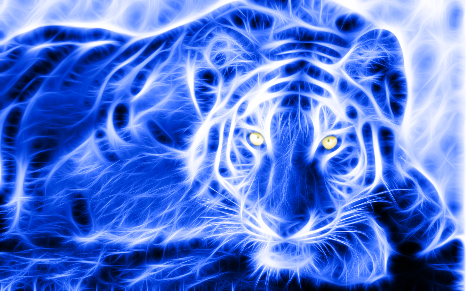 Electric Blue Tiger 1600x1000