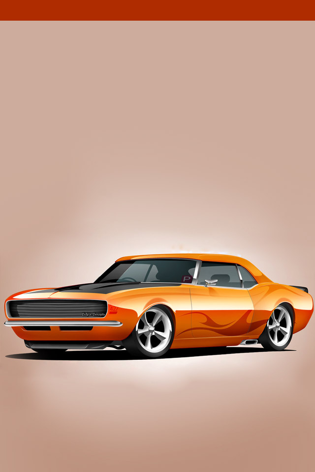 69 Camaro Wallpaper - ...1969 Camaro Hd Wallpaper