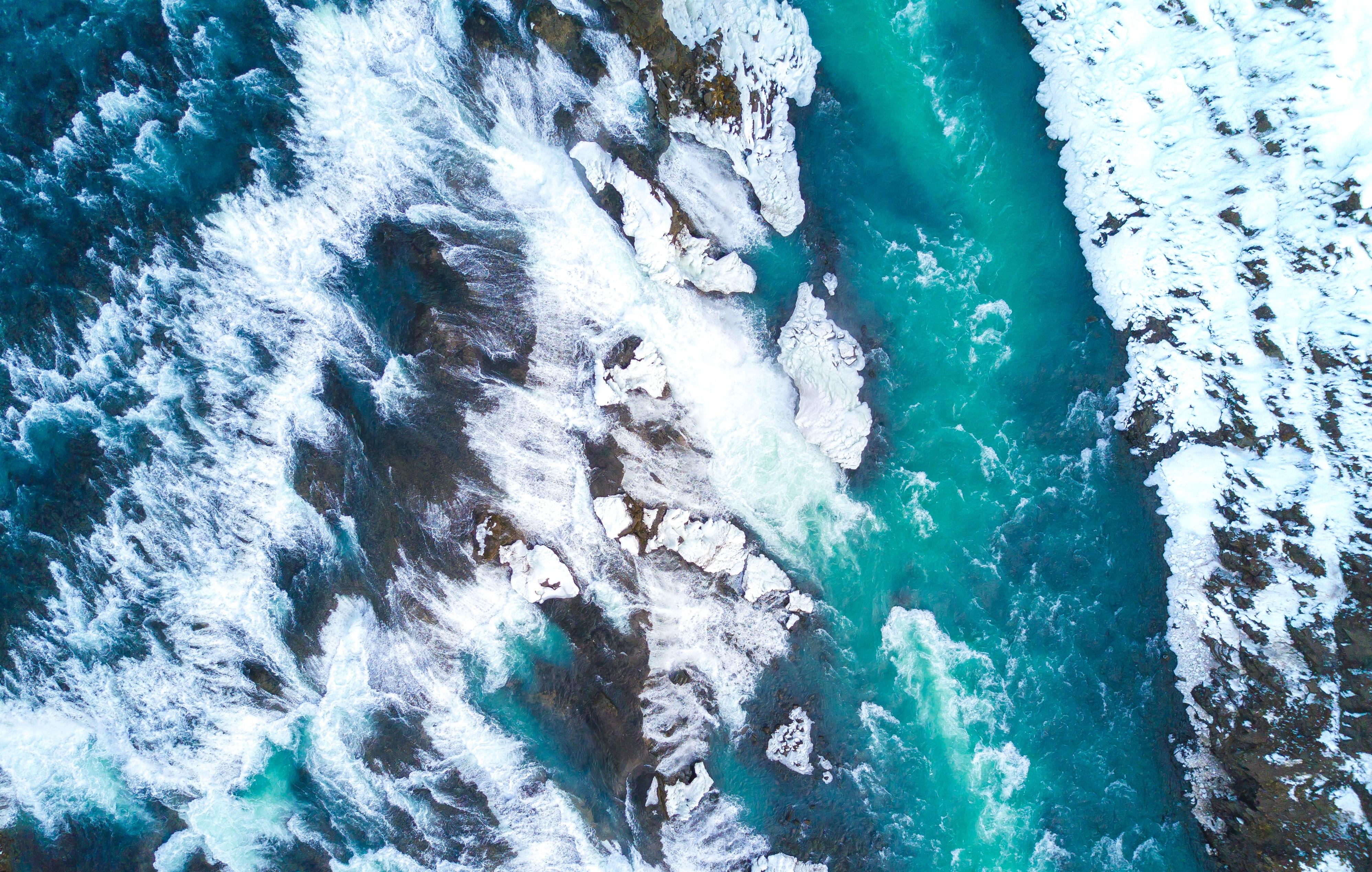 5411200 3992x2538 coast rock wallpaper iceland water 3992x2538