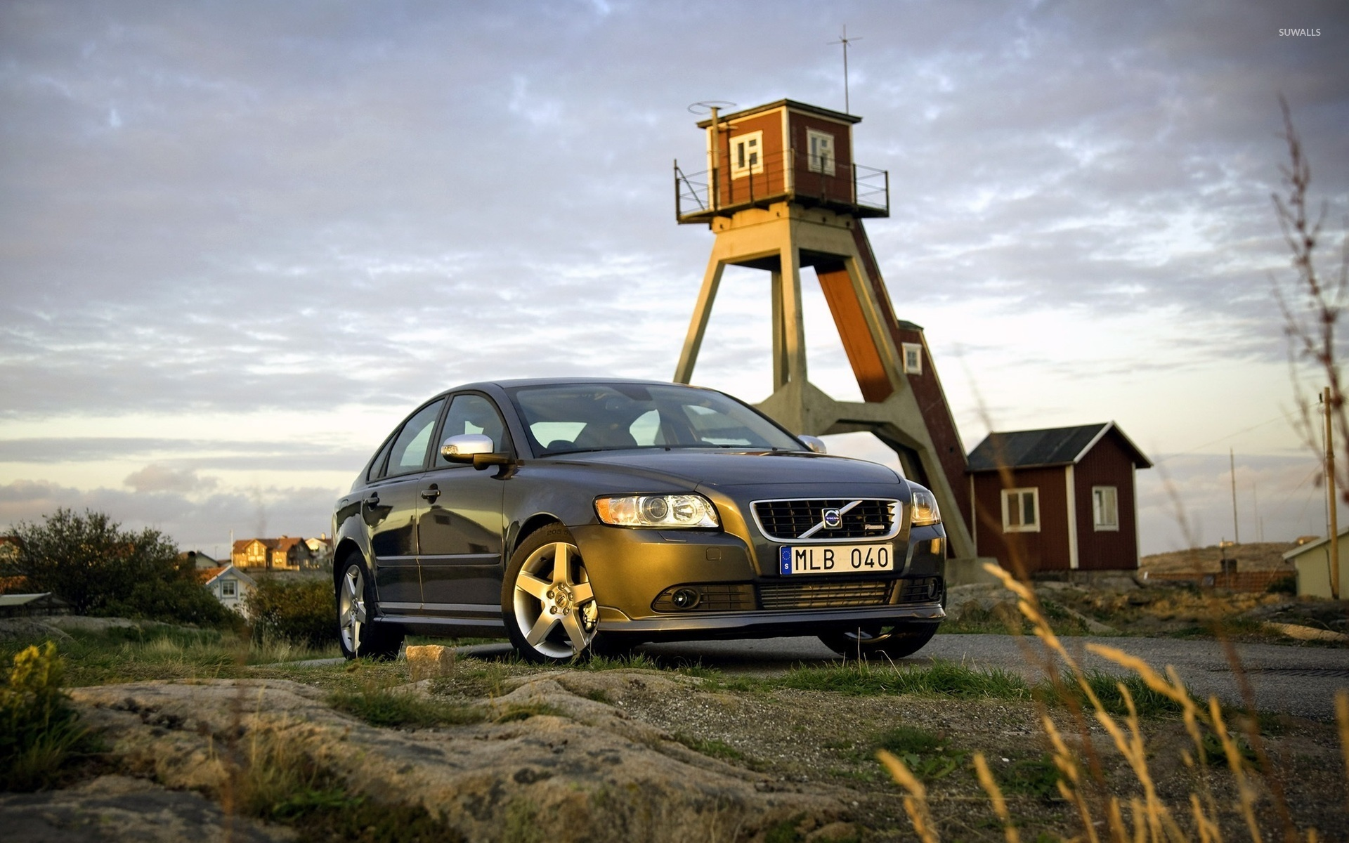 Volvo S40 [3] wallpaper   Car wallpapers   46237 1920x1200
