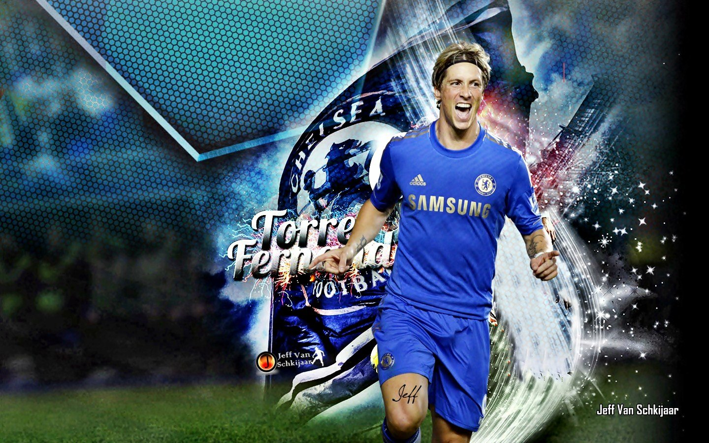 Top Scorer Fernando Torres 2012 Wallpapers Its All About Wallpapers 1440x900