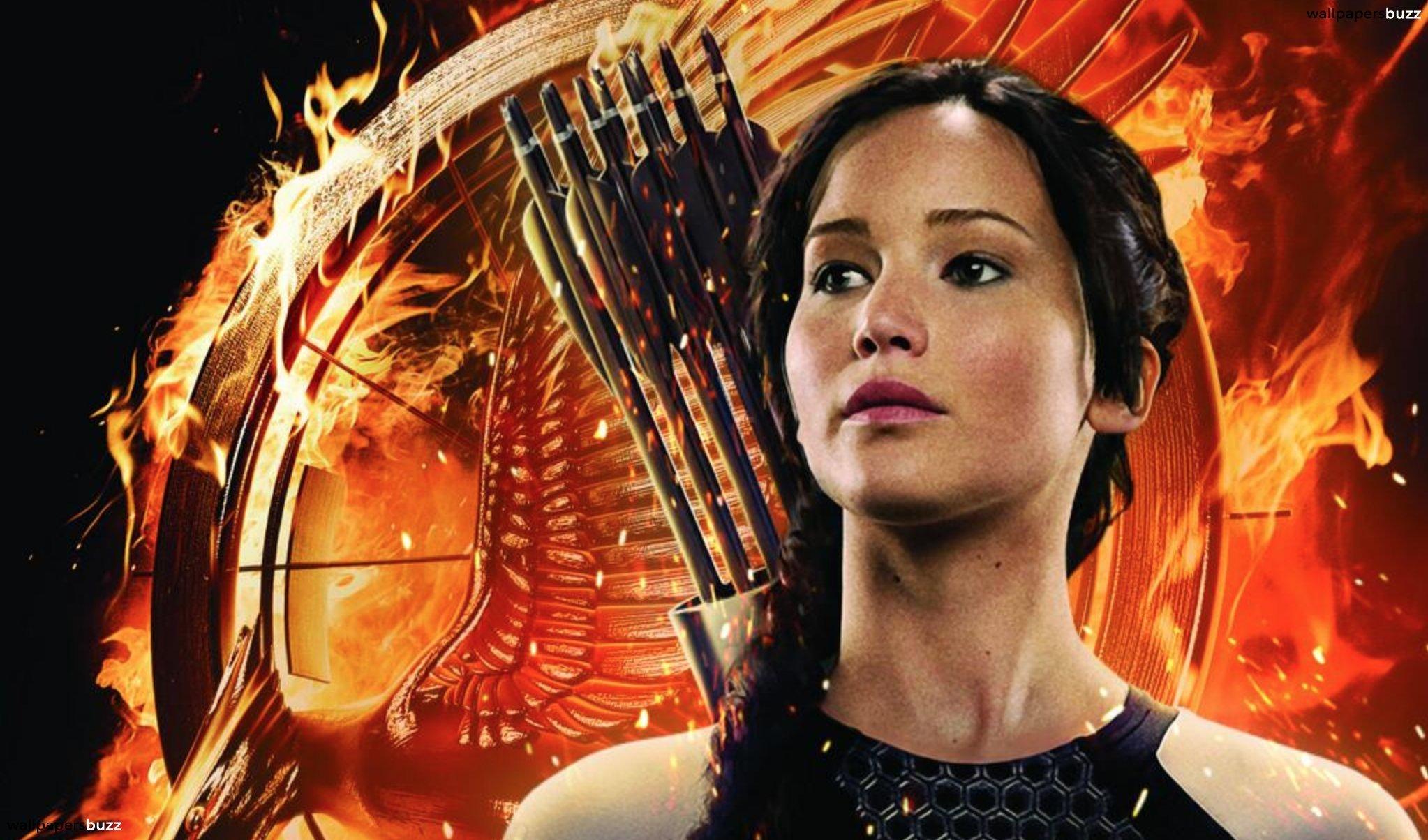 Mockingjay Part 2 Katniss HD Wallpaper 2046x1204