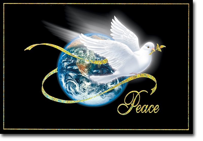 Card Name Flying Dove of Peace 800x555