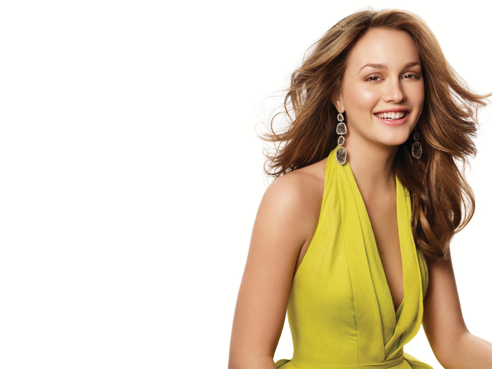 Leighton Meester Beautiful Actress Wallpapers HD Wallpapers 1600x1200