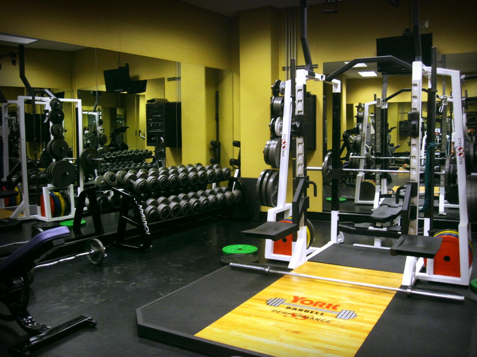 Weight Room Wallpaper Wallpapersafari
