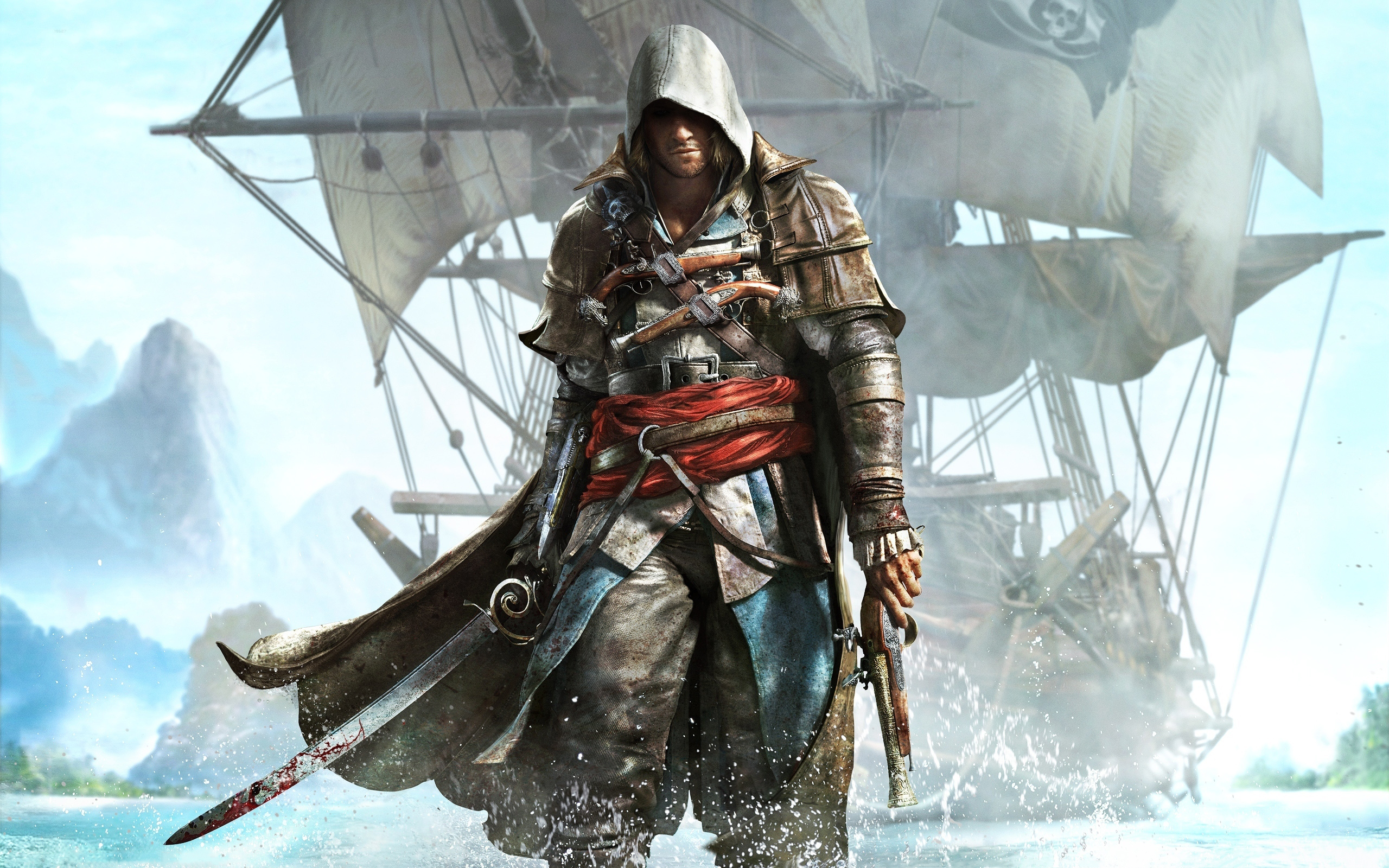 126 Assassins Creed IV Black Flag HD Wallpapers Background 2560x1600