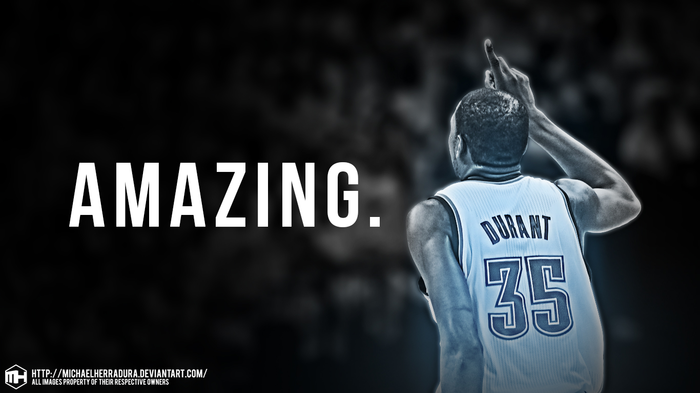 Kevin Durant Quotes Wallpaper QuotesGram 1366x768