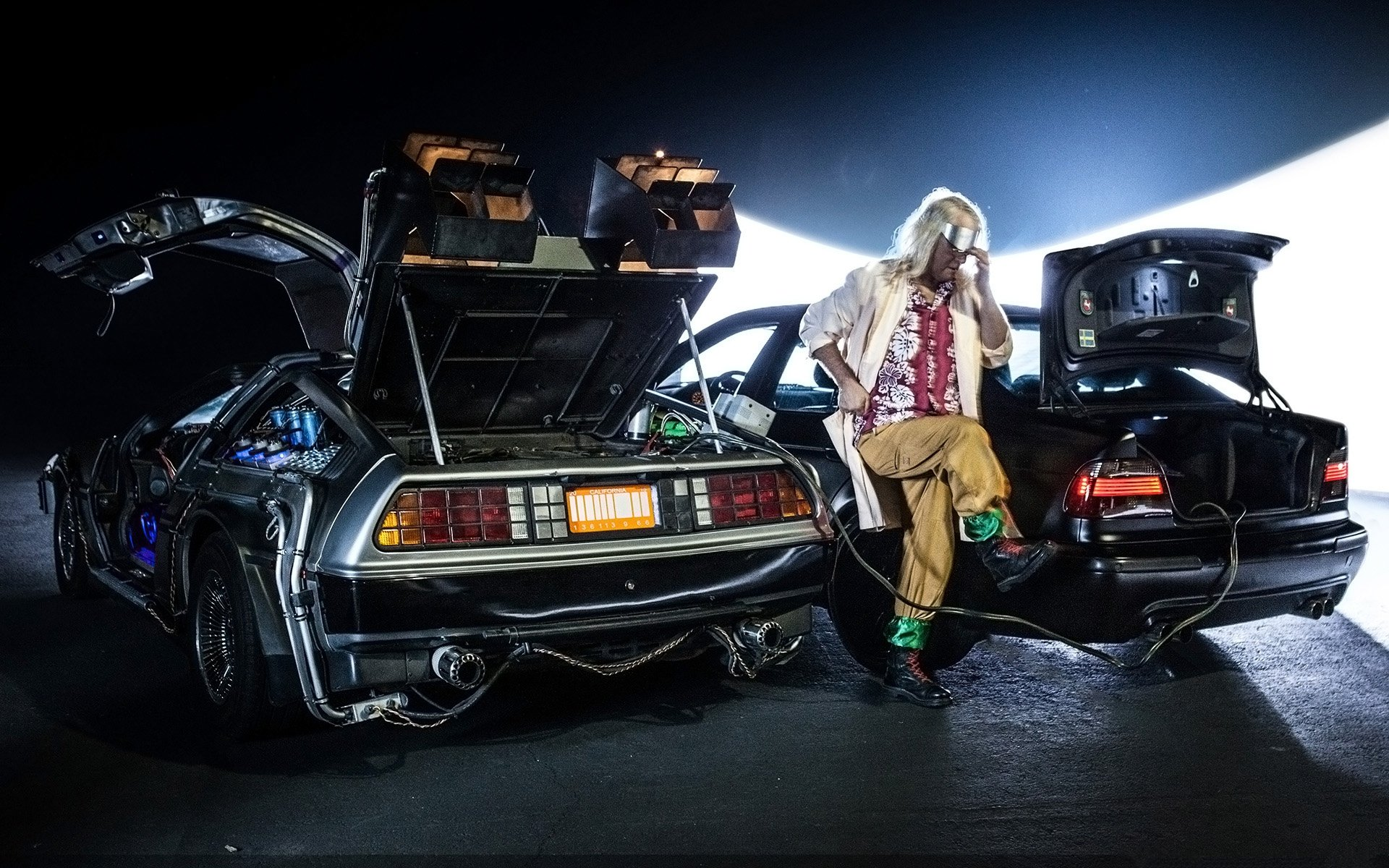 Delorean Wallpapers and Background Images   stmednet 1920x1200