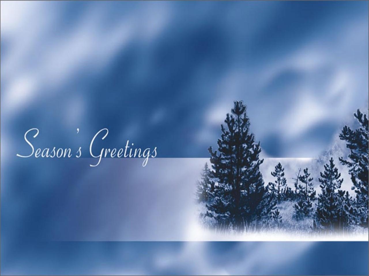 Seasons Greetings Wallpaper Wallpapersafari
