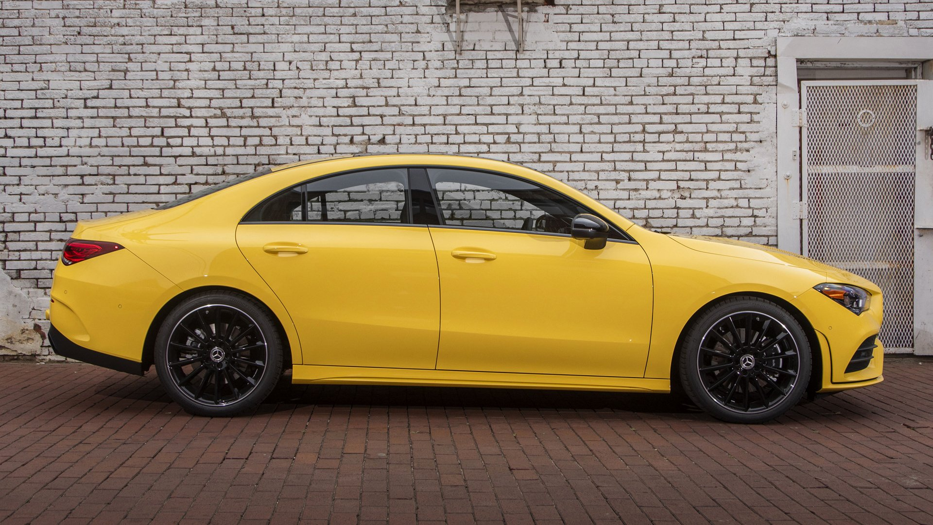 2020 Mercedes Benz CLA 250 HD Wallpaper Background Image 1920x1080