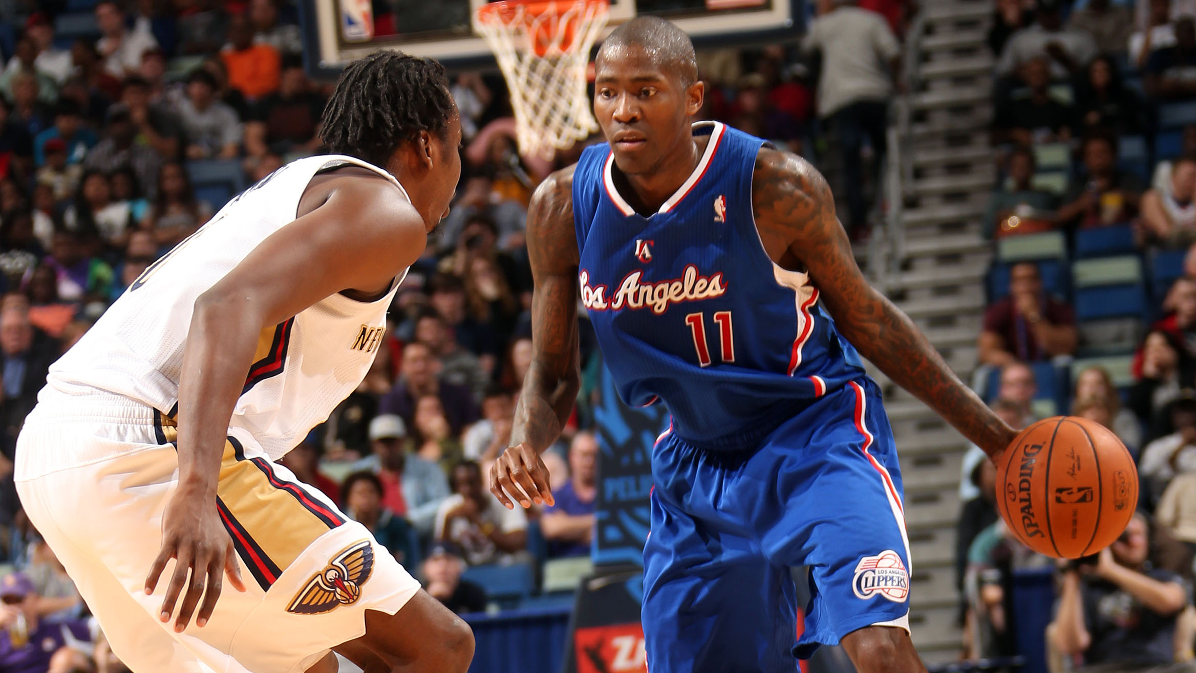 Jamal Crawford Wallpapers Clippers - 1374.2KB
