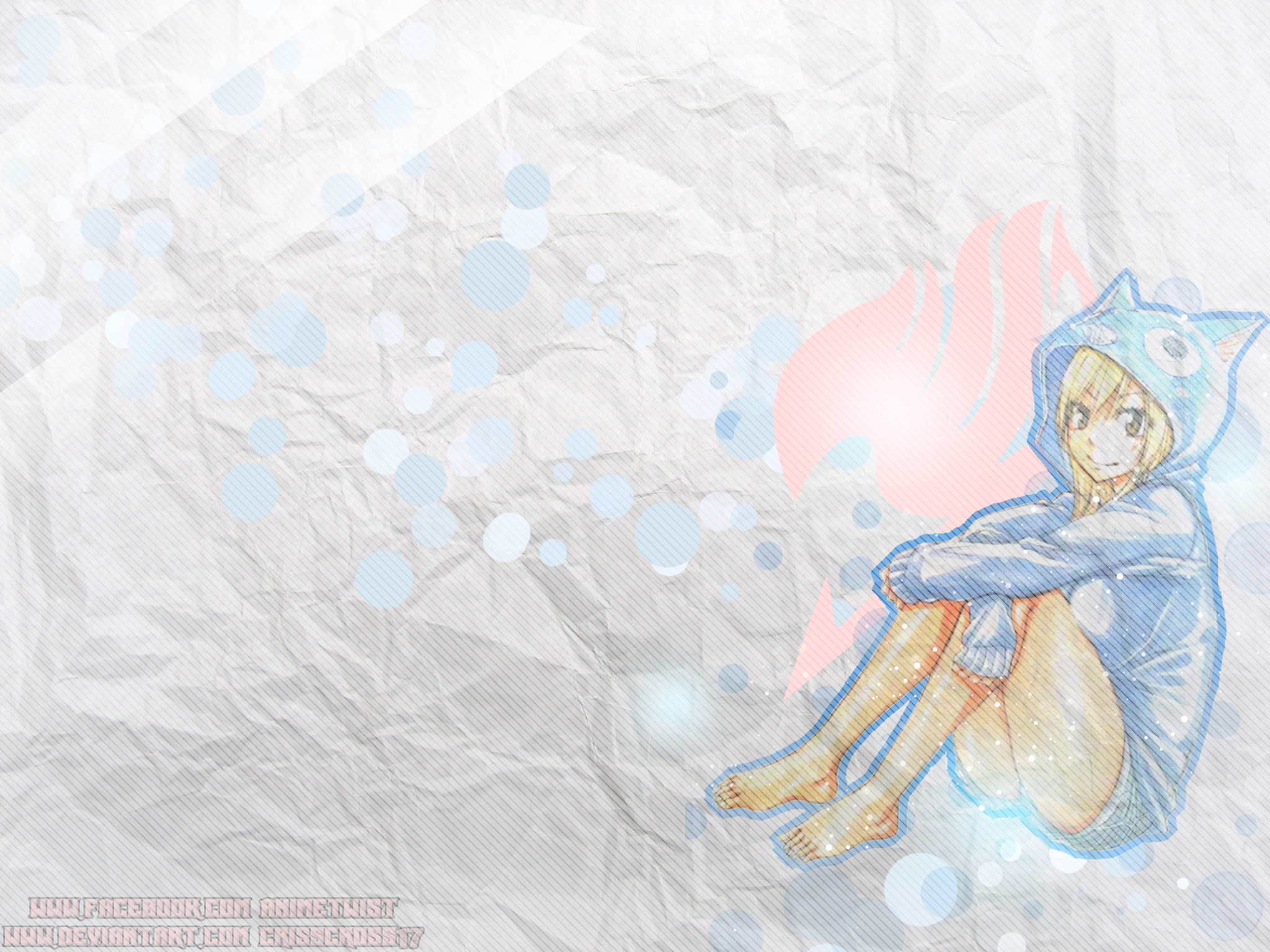 lucy fairy tail wallpaper by crisscross17 fan art wallpaper other 2014 2048x1536
