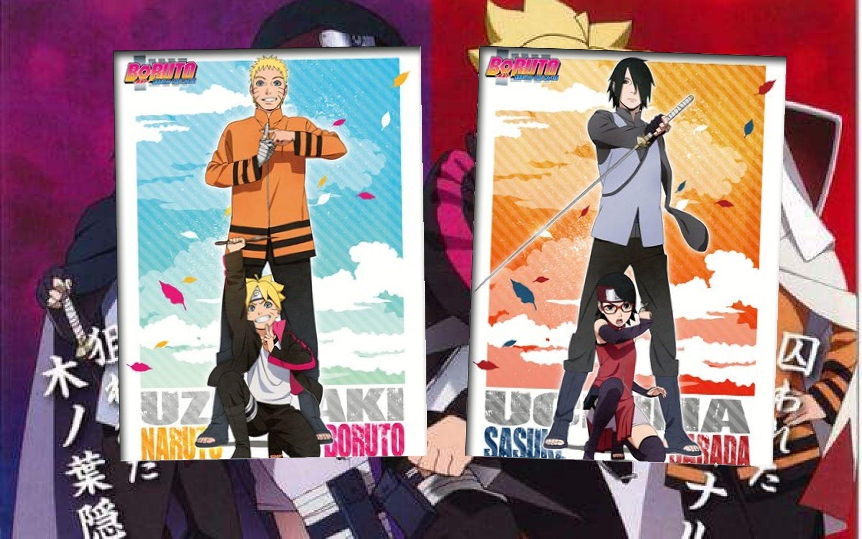 Naruto Sasuke Boruto Sarada Wallpaper 9 by weissdrum 1680x1050