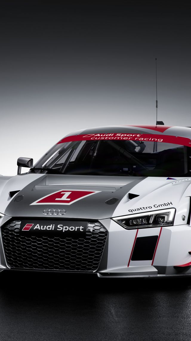 Wallpaper Audi R8 LMS coupe racing review Cars Bikes 6921 640x1138