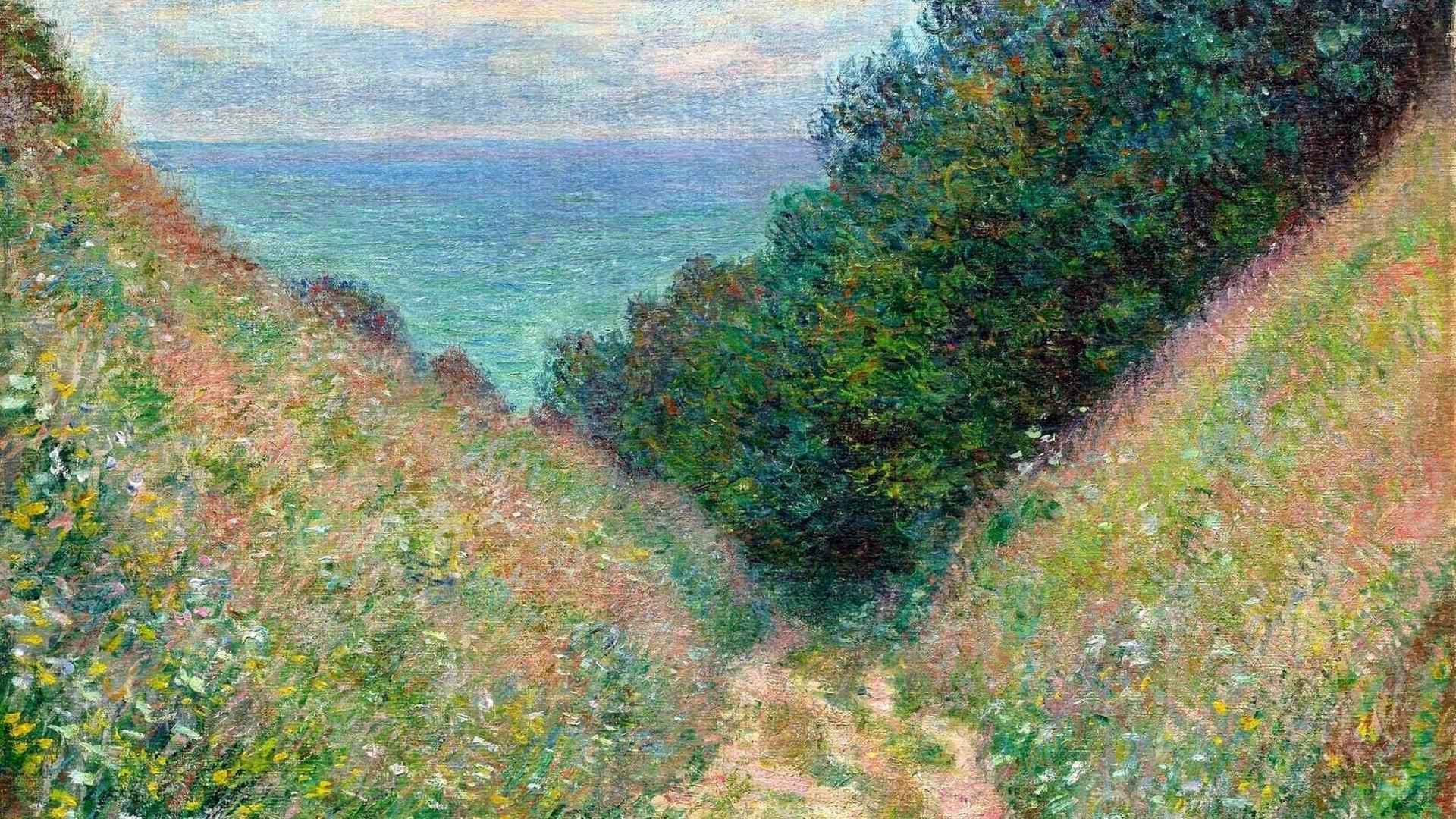 Impressionism Wallpaper 1920x1080