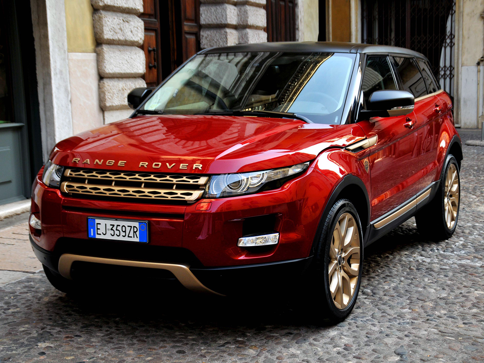 Range Rover Sport >> Red Range Rover Wallpaper - WallpaperSafari