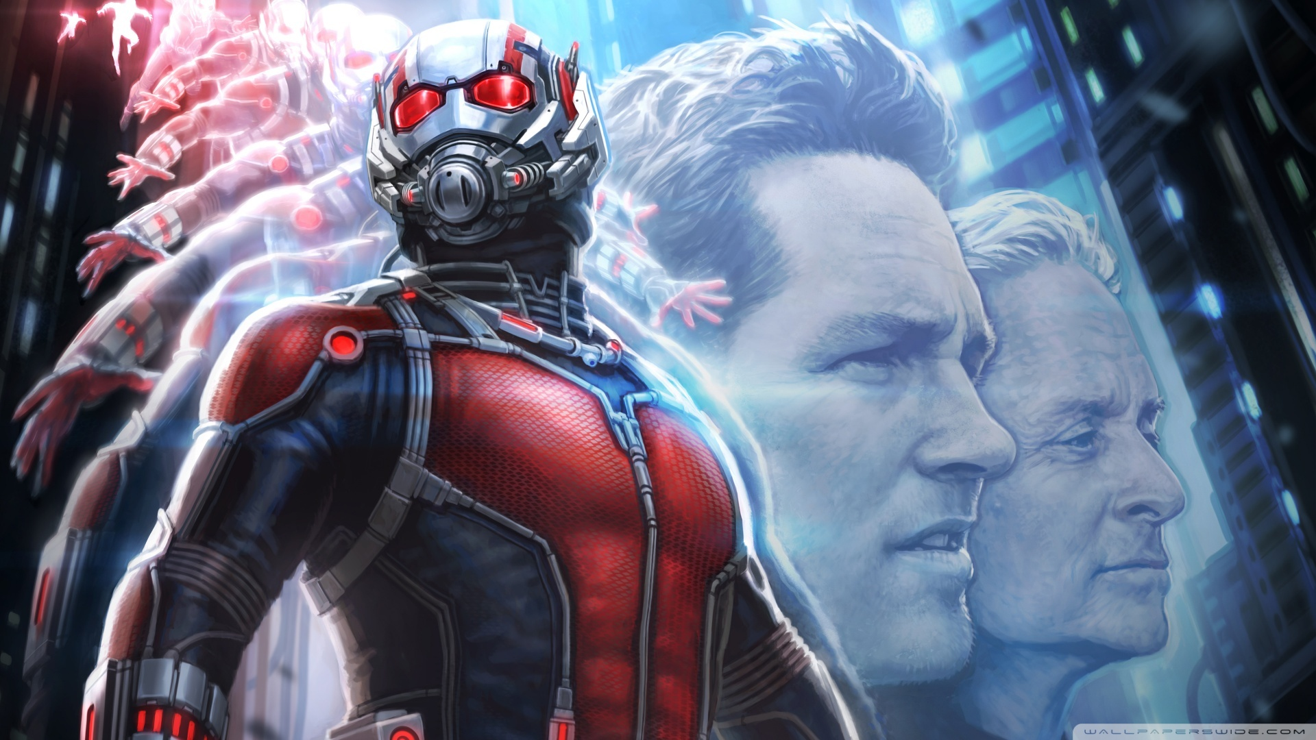 Ant Man Wallpaper Full HD [1920x1080]   wallpaper full hd 1080p 1920x1080