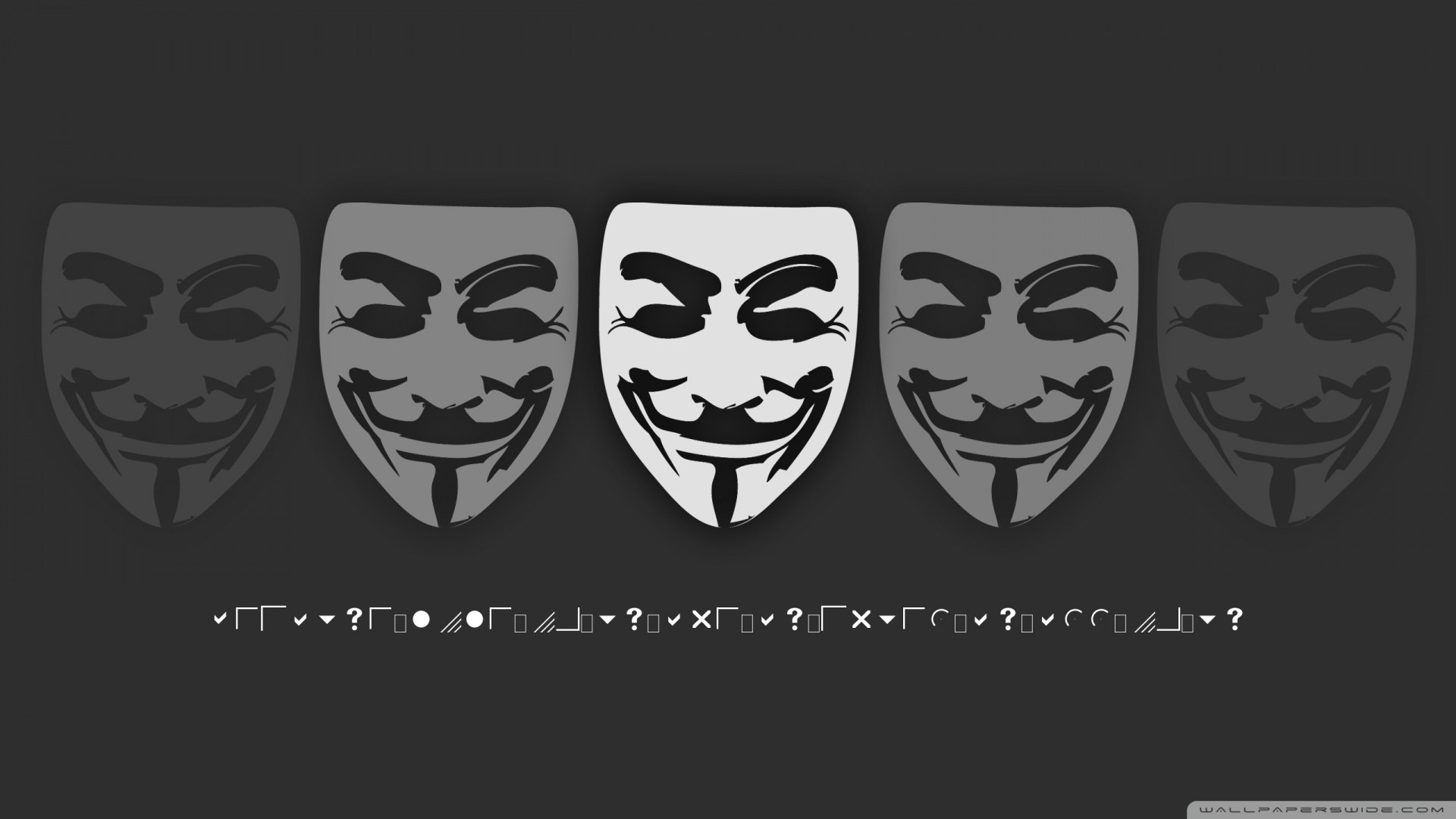 Free Download Movies V For Vendetta Masks 1920x1080 Hd Wallpaper