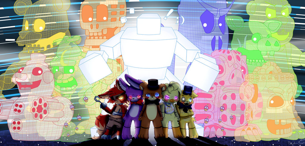 Welcome to FNAF World by TogeticIsa 1024x491