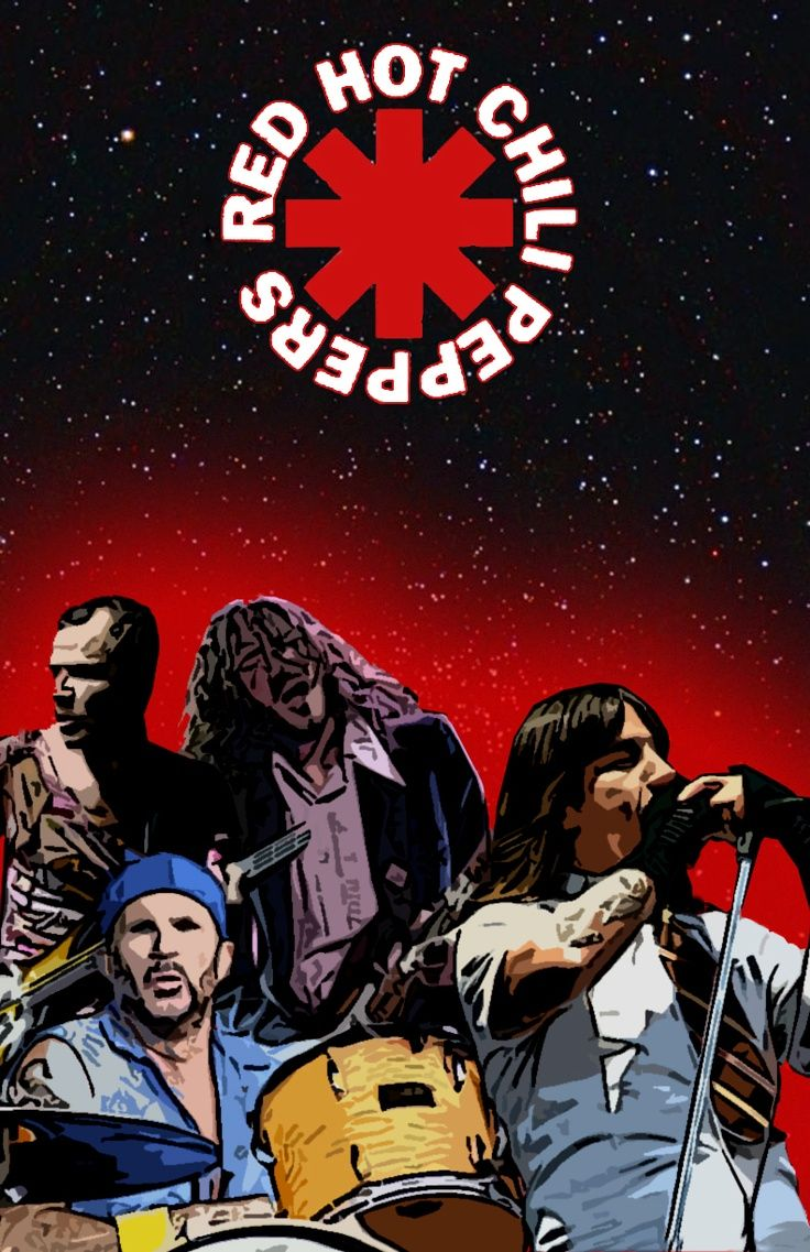 Red Hot Wallpapers 19201080 Red Hot Chili Peppers Desktop 736x1137