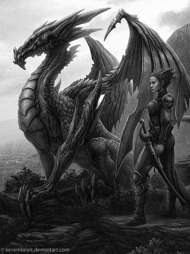 Steel Dragon screensaver for Amazon Kindle 3 375x500