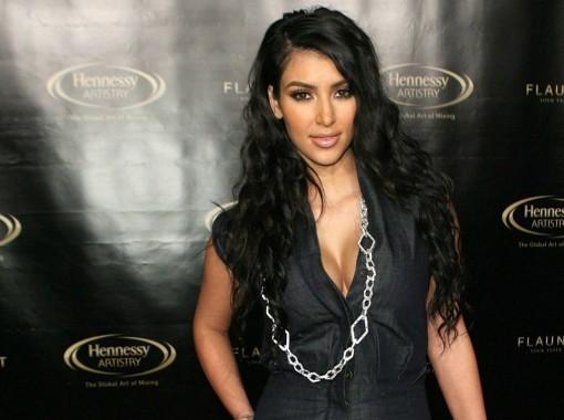 Kim Kardashian New Hot HD Wallpaper 2013 Hollywood Universe 510x380