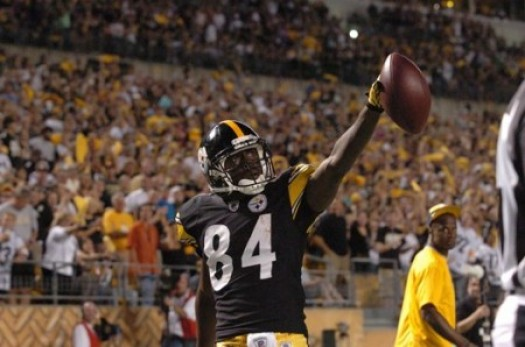 Antonio Brown Wallpaper 2013 Images Pictures   Becuo 525x347