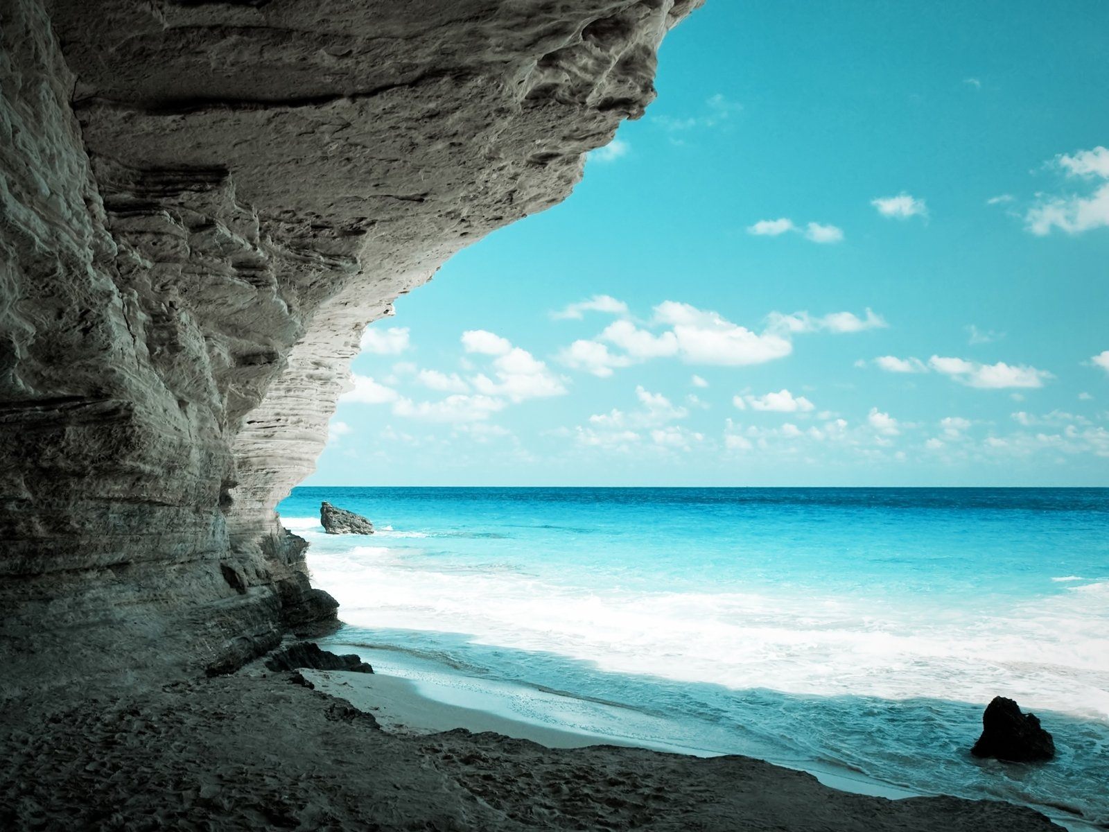 312 Cliff HD Wallpapers Background Images 1600x1200