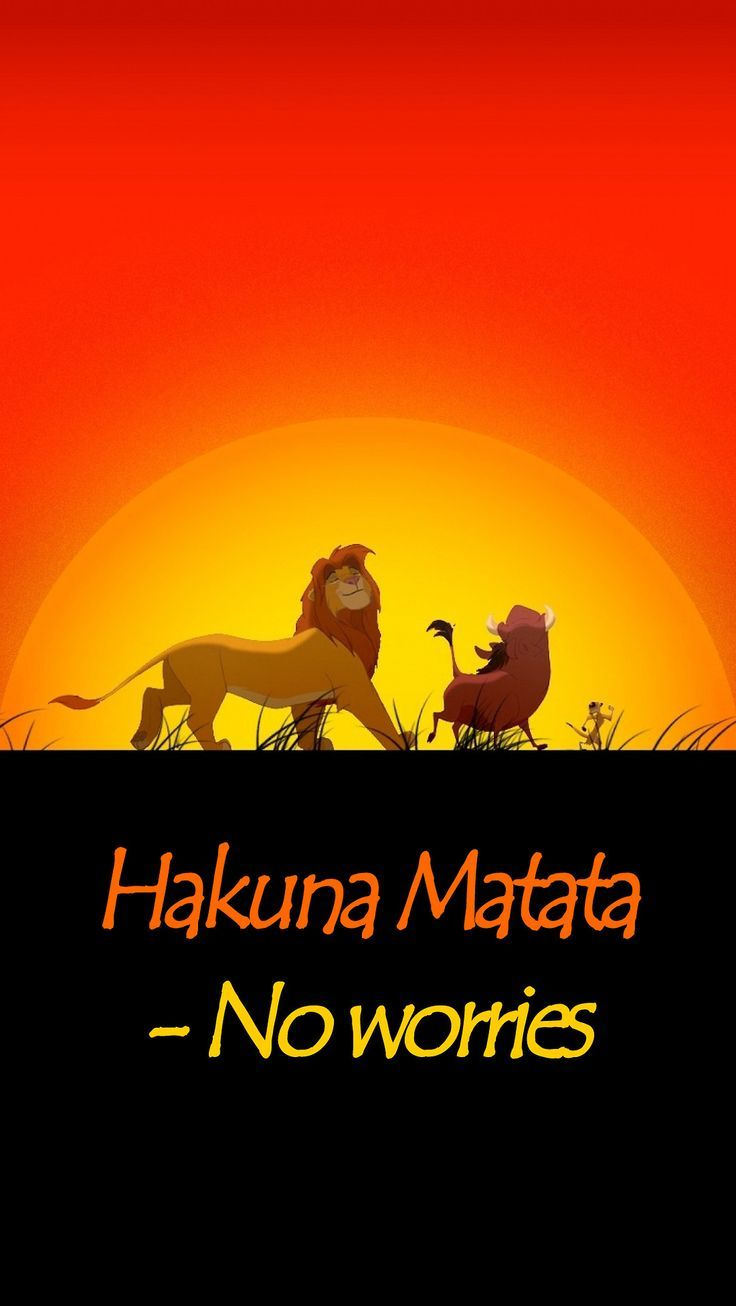Hakuna Matata Quotes Pinterest 736x1306