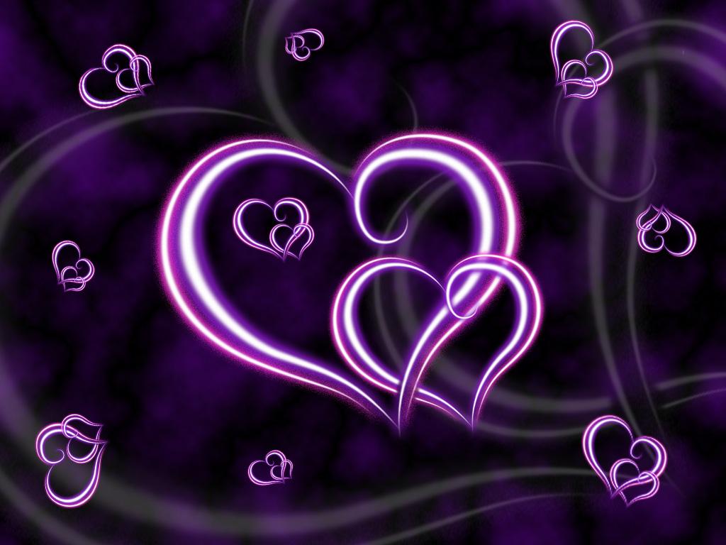 Free Heart Wallpaper Backgrounds Desktop
